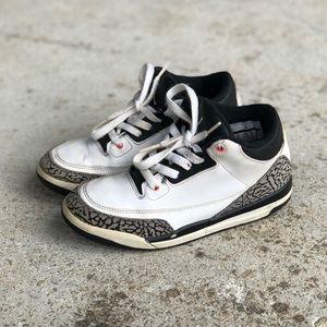 Jordan retro 3 Preschool